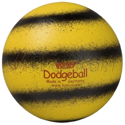 Schaumstoffball ELE Volley Dodgeball 16cm