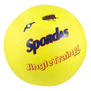 Jingle Ball Trainer, Volleyball für Blinde