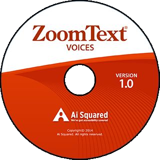 ZoomText Voices