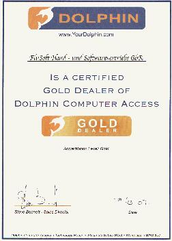 Dolphin Gold Dealer