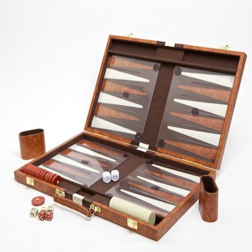 taktiles Backgammon