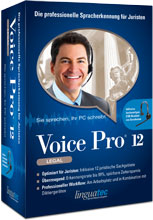 Voice Pro 12 Legal Edition
