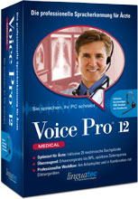 Voice Pro 12 Medical Edition