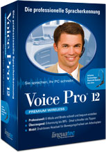 Voice Pro 12 Premium, Wireless
