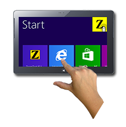 ZoomText für Windows 8