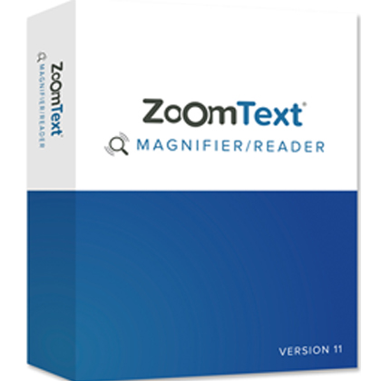 ZoomText Magnifier/ScreenReader