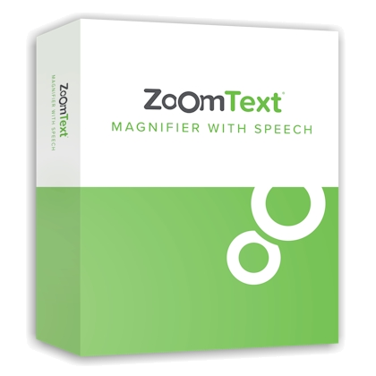 ZoomText Version - Neuerungen
