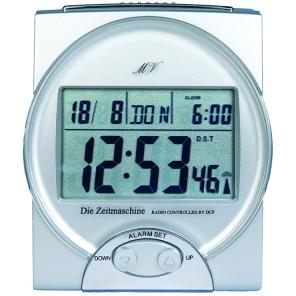 Funkwecker RC-Clock 1025, die Zeitmaschine