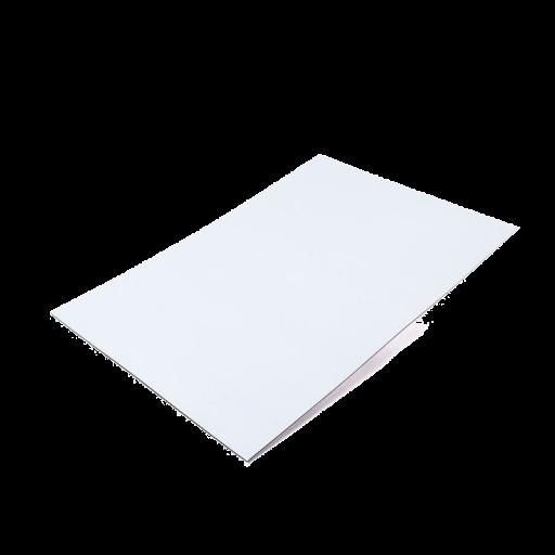Braille-A4-Folien, Einzelblatt, selbstklebend, transparent