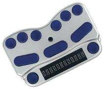 Brailletastaturen