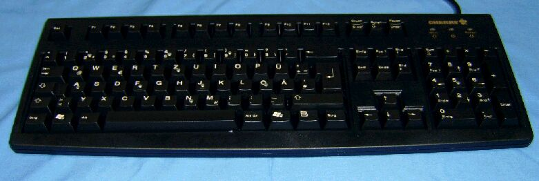 BRTS 105 - blindengerecht markierte Tastaturen