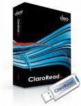 ClaroRead Premium - Schreib-, Lese- und Scannunterstützung (DVD+USB)