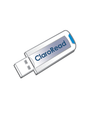 ClaroRead Standard - Schreib- und Leseunterstützung