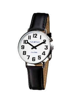 DianaTalks Prime L: Sprechende Analog-Armbanduhr mit hoher Soundqualität