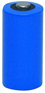 Lithium-Photobatterie CR123A 3V, 17x34,5mm