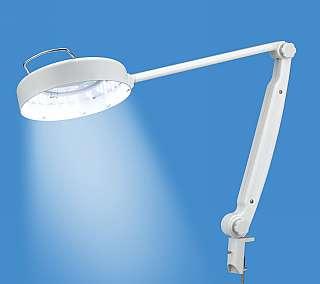 Lupenleuchte LTS-120 LED weiß