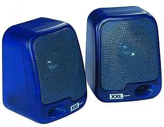 Mini-Lautsprecher für CD/Daisy/ MP3-Spieler, Paar