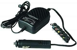 Adapter für Kfz Stromversorgung 1,5/3/4,5/6/7,5/9/12V mit Adapter