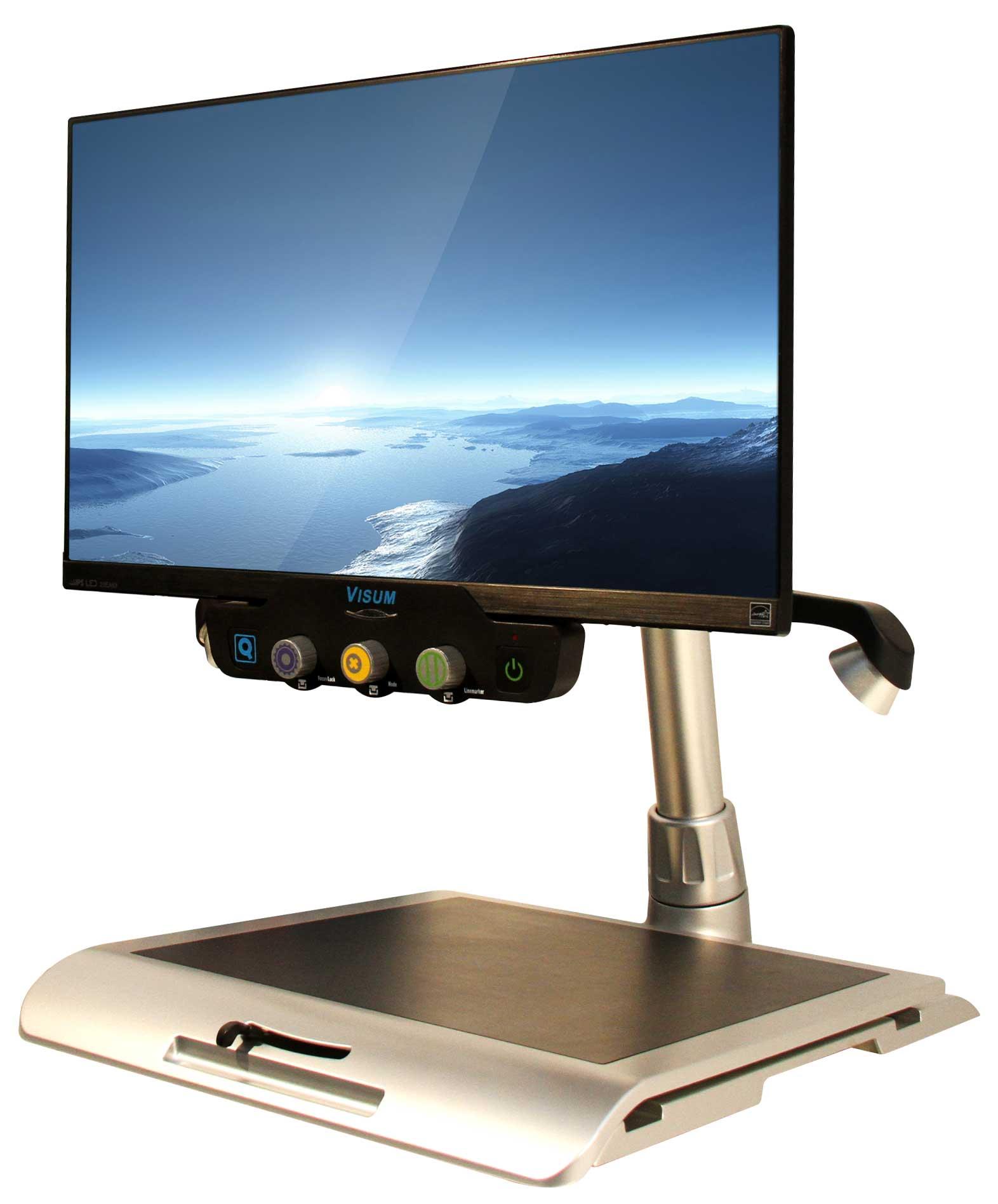 EasyView Desktop HD, Bildschirmlesegerät