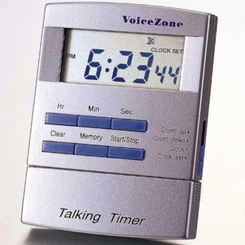 Talking Timer, Zeitplaner, Kurzzeitmesser
