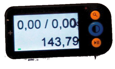 EasyView 4.3L - elektronische Lupe