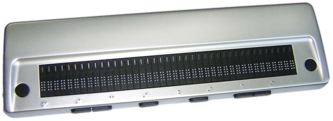 Braillezeile