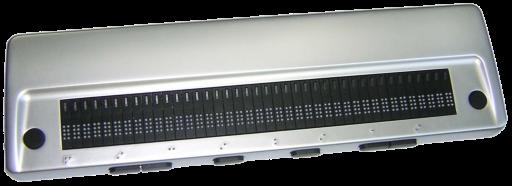 Braillezeile: InfoDot 40se/Seika3pro - das kleinste Brailledisplay