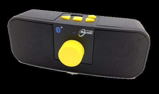 Sonic 2 - USB-MP3-Spieler und Bluetooth-Lautsprecher