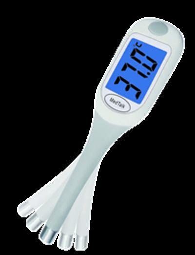 MedTalk: Digital-Fieberthermometer mit Sprachausgabe, mehrsprachig