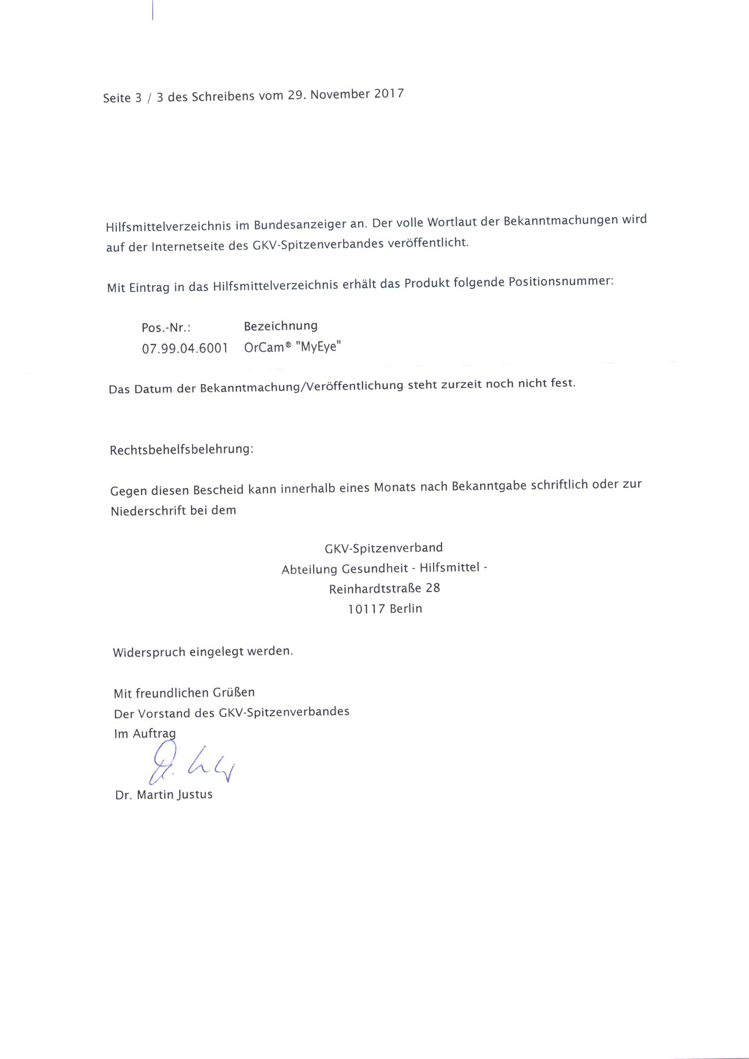 GKV Hilfsmittelnummer Seite 3