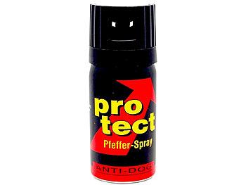 ProTect Pfefferspray mit Sprühnebel, 40 ml