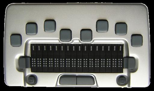 SeikaMini Braillezeile, Notetaker, Notizbuch