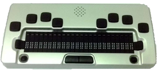 MiniSeika24 Braillezeile, Notetaker, Notizbuch