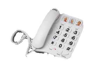 Topic Großtastentelefon