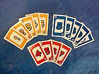 Braille Uno Kartenspiel mit 108 Karten, nicht nur für Blinde