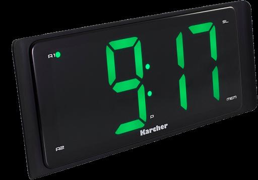 Radiowecker mit großer LCD-Anzeige UR1090
