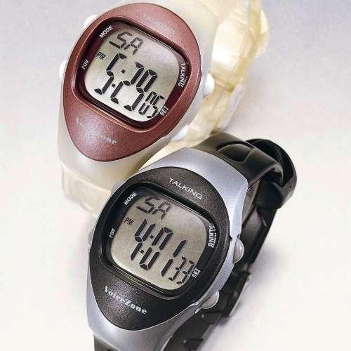 4-Alarm Talking Watch