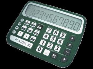 Wissenschaftlicher Tischrechner Platon XL Voice mit Sprachausgabe