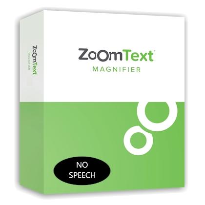 ZoomText Magnifier 2021 Bildschirmvergrößerung